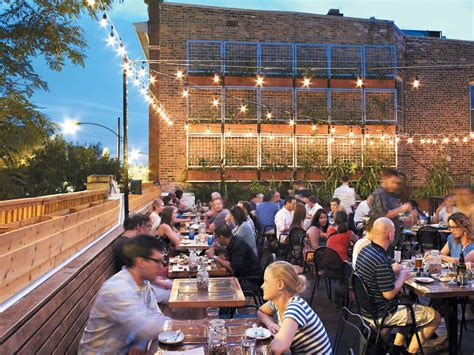 Backyard Patio Bar Best Rooftop Bars In Chicago For Outdoor Drinking And City