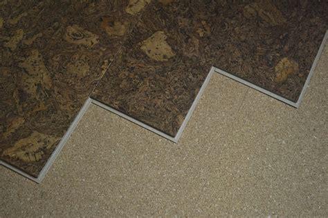 cork flooring underlayment installation floor matttroy