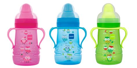 Mam Trainer Green Spout With Teat T1310 mam s trends setting designs