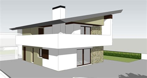 Progetto Casa Bifamiliare by Progettazione Chiavi In Mano 187 Progettazione Casa
