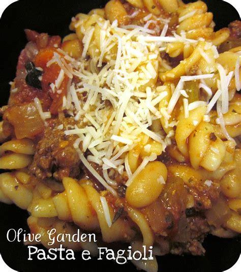 olive garden pasta e fagioli six sisters stuff olive