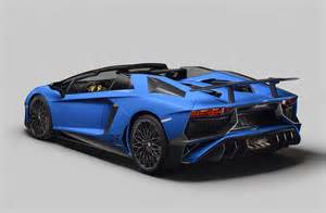 Lamborghini Aventador Convertable The Lamborghini Aventador Superveloce Roadster Is Blazing