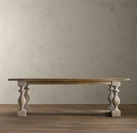 restoration hardware monastery table pin by chelsea horsley yours truly on furniture finds