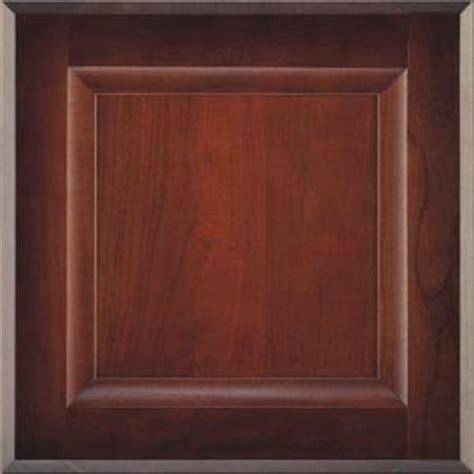 Decora Cabinets Home Depot by Decora 14 5x14 5 In Cabinet Door Sle In Huchenson