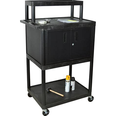 mobile warehouse luxor mobile warehouse workstation 32in w x 24in d x
