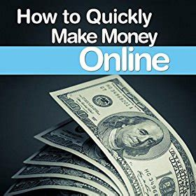 How To Make Small Money Online - amazon com how to quickly make money online small business big money mp3 downloads