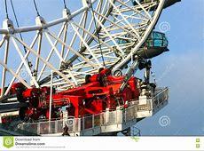 LONDON - DECEMBER 20 : London Eye Drive Motor In London On ... Ferris Wheel Vector Free Download