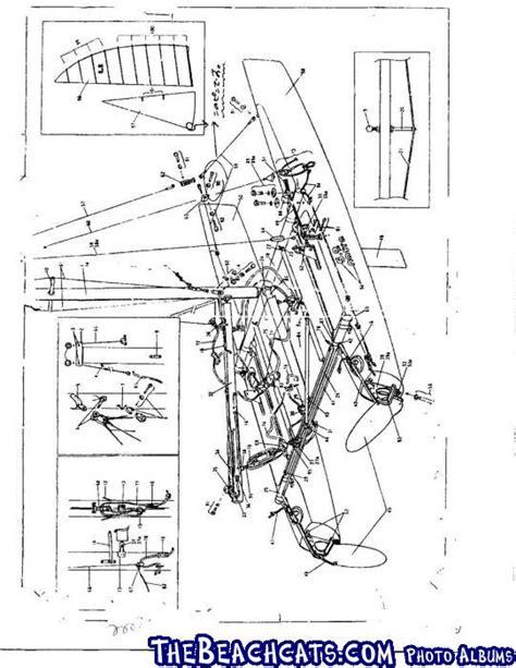 diagram of catamaran nacra diagram catamaran sailboats at thebeachcats