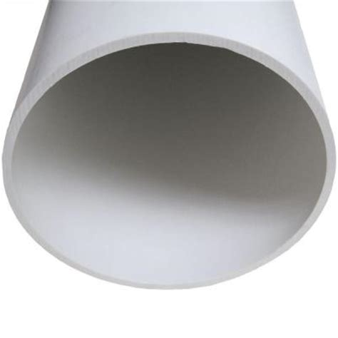 vpc 6 in x 2 ft pvc dwv riser pipe 6006 2 the home depot