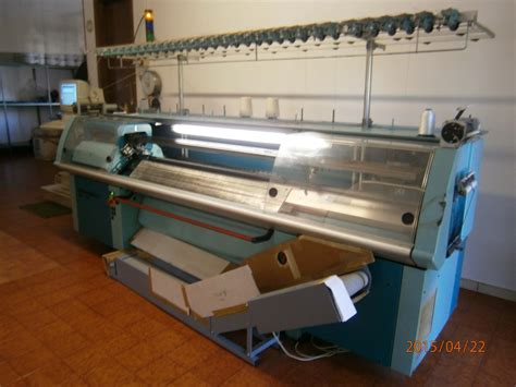 flat machine knitting universal 835 flat knitting machine exapro