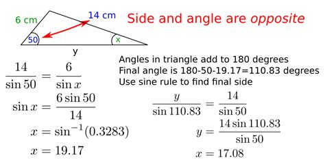 trying pattern rule with stem sine rule and cosine rule dr rom stem tuition