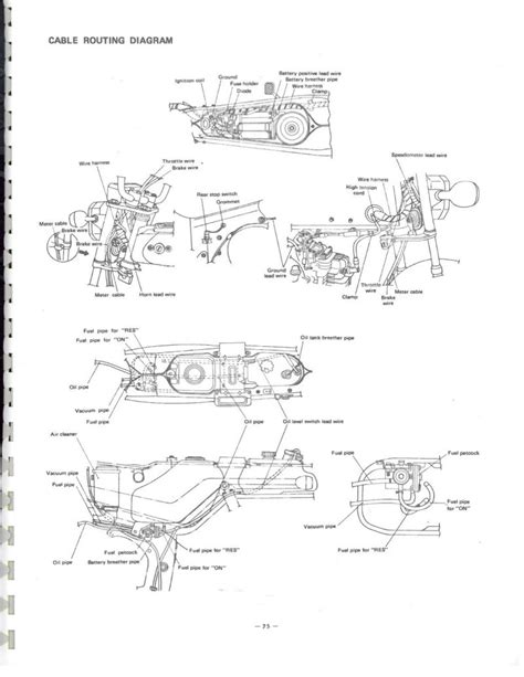 wiring diagram yamaha lb80 yamaha tdm850 wiring diagram
