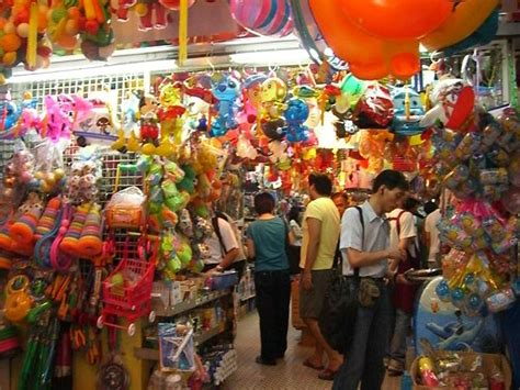 Party Decorations Stores Tai Yuen Street Toys Street Toy Lovers Paradise In
