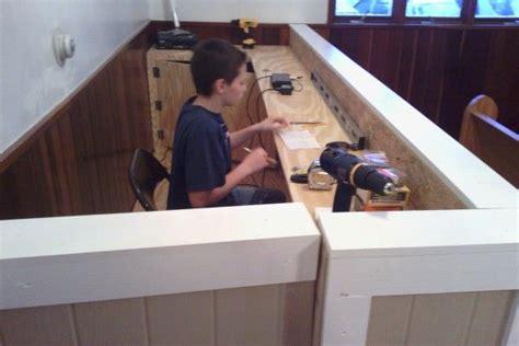 Church Sound Desk by Sound Booth Build Church Tech Church The