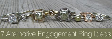 7 engagement rings that are just as gorgeous without a