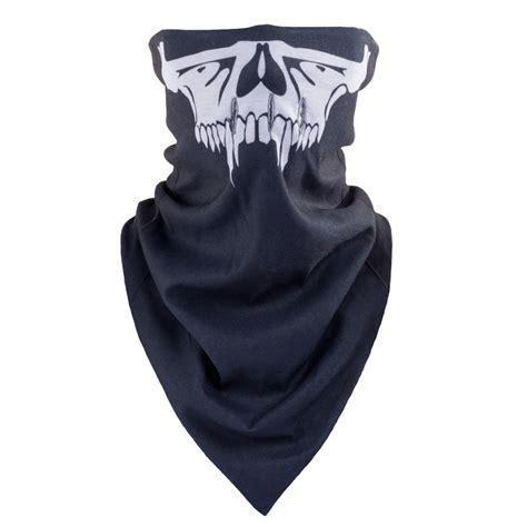 Masker Fleecy sale winter skull mask fleece motorcycle hat