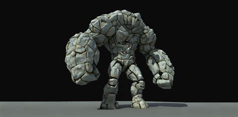 Home Design 3d Trailer stone golem destroyed with pulldownitcomputer graphics
