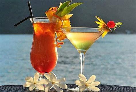 coole cocktail dekoration