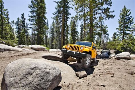 Jeep Friendly Eco Friendly Options May Be In Store For New Jeep Wrangler