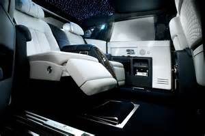 Rolls Royce Limousine Interior Photos Rolls Royce Phantom 7 Vii Limelight 2016 From