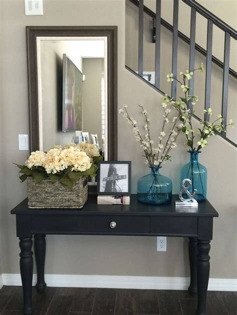 foyer table decor ideas best 25 entryway decor ideas on foyer table