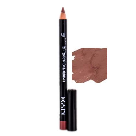 Nyx Liner nyx slim lip liner pencil nyx cosmetics