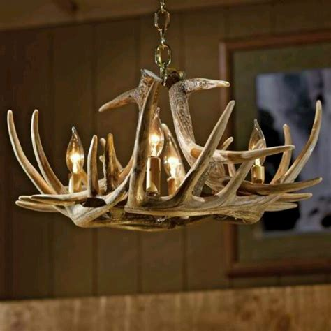 Diy Antler Chandelier 1000 Images About Antler Chandeliers On Pinterest Cabin Living Rooms And Rustic