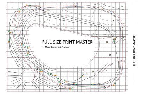 layout design model railroad model railroader railroad tracks and view source on pinterest