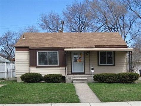houses for sale in lincoln 554 mayflower ave lincoln park mi 48146 foreclosed home information foreclosure