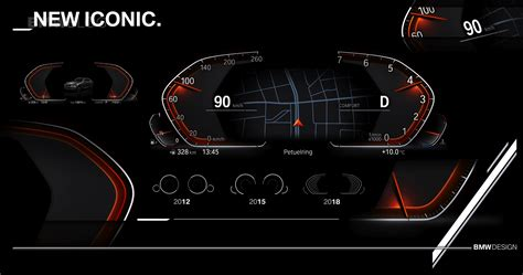 Bmw G30 Lci 2020 by G30 5 Series Lci To Receive The New All Digital Dashboard
