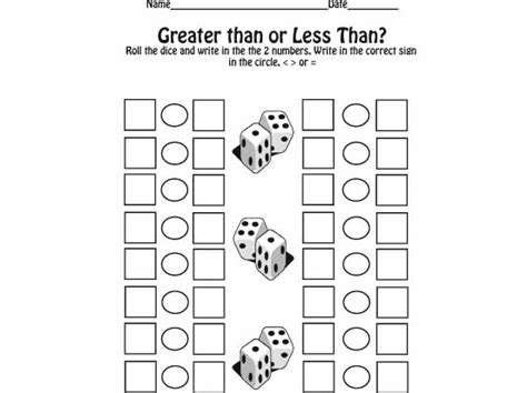 printable comparing numbers games math greater than less than on pinterest comparing