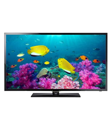Tv Led Samsung Dinding buy samsung 40f5500 101 6 cm 40 smart hd slim led television at best price in