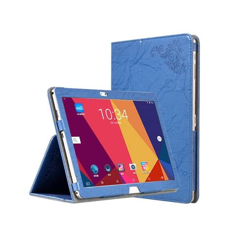 Cover Tablet Advan X7 pu leather folding stand cover for 10 1 inch