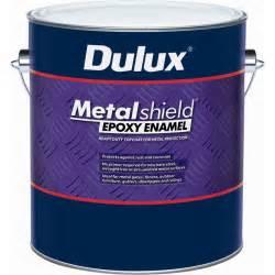 epoxy spray paint colors dulux metalshield 1l gloss black topcoat epoxy enamel paint
