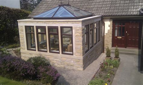 Victorian Style Home Office by Orangery Extension Orangery