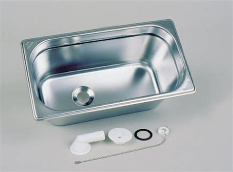 leisure kitchen sink spares stainless sink 325 x 176mm waste not inc uk leisure parts