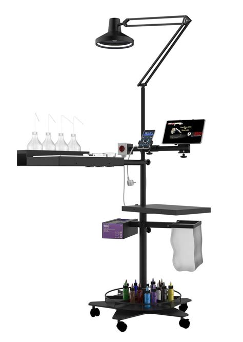 tattoo workstation inkbutlers mobile workstation nordic supplies