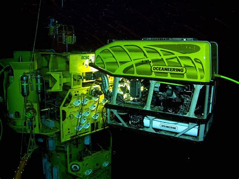 Rov Trainee by Remotely Operated Underwater Vehicle