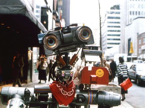 film robot short circuit jonney five robot the old robot s web site
