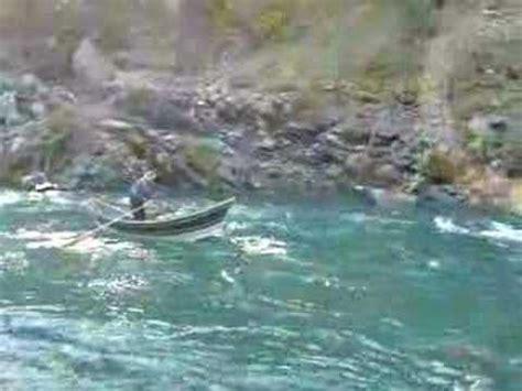 drift boat vs dory dangerous boat launch down the cliff doovi