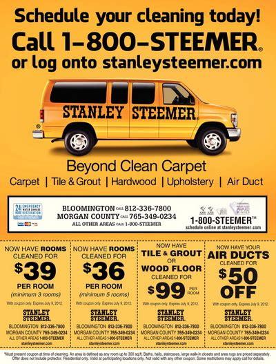 Stanley Steemer Carpet Cleaner Specials   Carpet Vidalondon