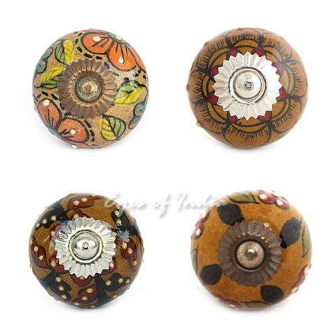 ceramic decorative boho bohemian indian dresser door