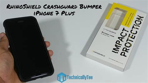 Rhinoshield Iphone 7 Plus Crashguard Bumper 9 iphone 7 plus rhinoshield crashguard bumper review