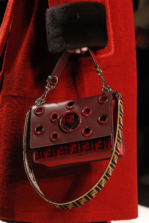 Fendi Fall 2007 Bags by Fendi Fall Winter 2017 Runway Bag Collection Spotted Fashion