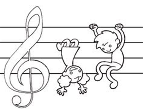 music coloring pages for kindergarten for the little ones on pinterest homeschool preschool