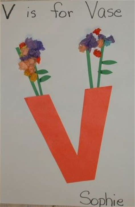 V Is For Vase by V Is For Vase And Violin Mrs S Preschool Ideas Quot V Quot Week V Is For Alphabet