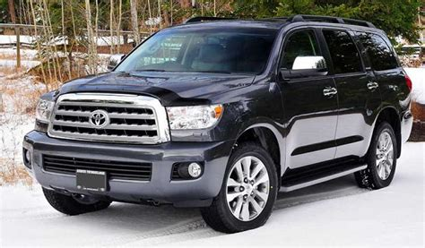 toyota sequoia msrp 2016 toyota sequoia news rumors limited release msrp