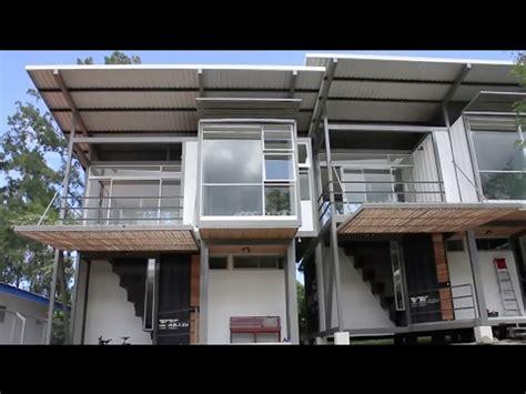 apartamentos con apartamentos con contenedores thermostyl