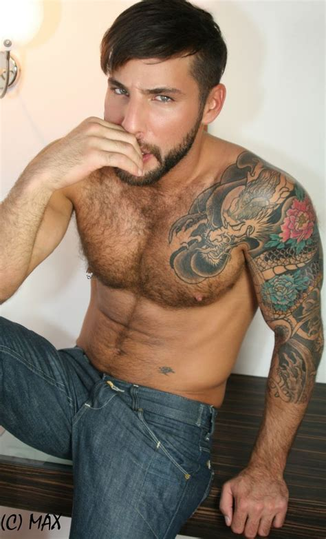 hot men with tattoos 150 best my next images on