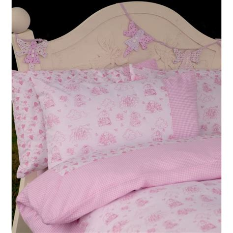 Fairy Duvet Single Reversible Fairy Duvet Cover